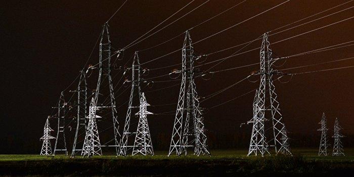 МВД Украины предложило разорвать контракт на поставки электроэнергии в Крым