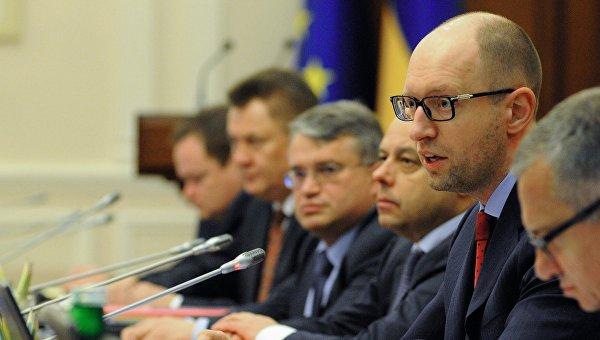 Украина введет ответное эмбарго против России