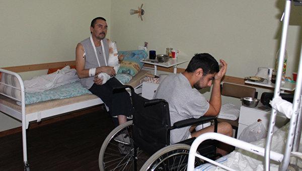 Порошенко нашел деньги в бюджете для раненых добровольцев «АТО»