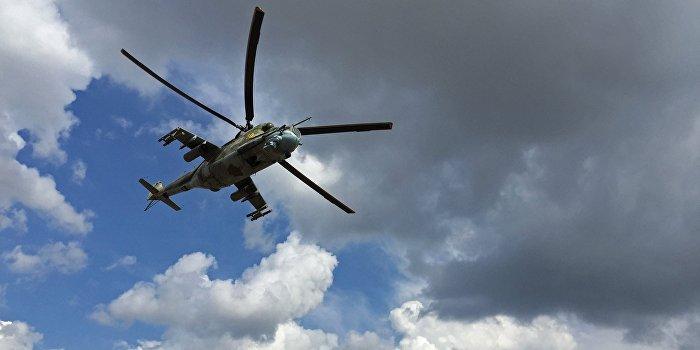 СМИ: Сирийские повстанцы сбили российский вертолет