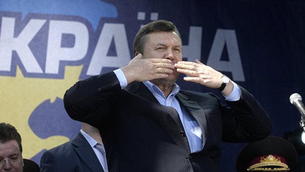 Грехи Порошенко повесят на Януковича