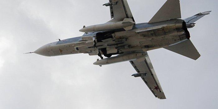 Военный эксперт: Граница Турции не пересекалась российским бомбардировщиком