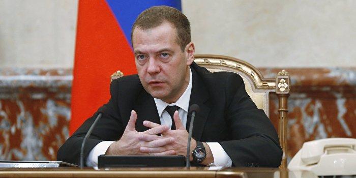 Медведев: Действия Турции приведут к отказу от совместных проектов
