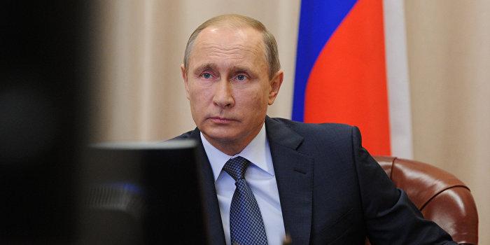Путин об энергоблокаде Крыма: Киев издевается над людьми
