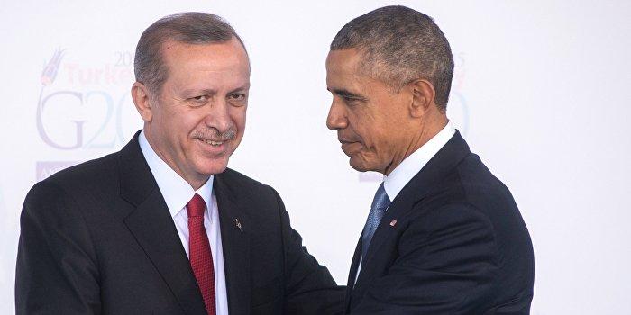 Le Figaro: Обама и Эрдоган выступают за снятие напряженности
