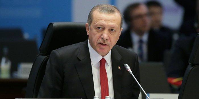 Эрдоган совершил хуже чем преступление – он ошибся