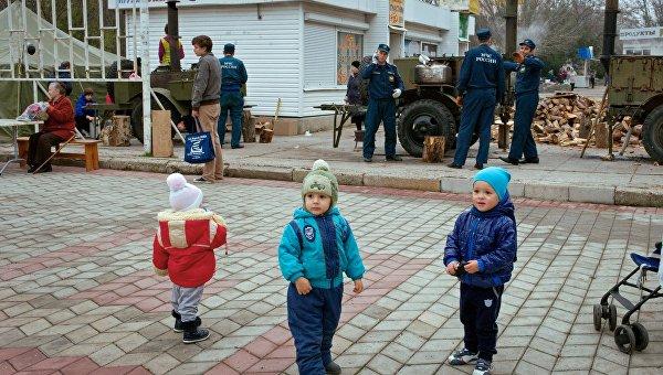 Financial Times - Порошенко: Блокировать Крым аморально