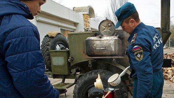 Обесточенному Крыму – масштабную помощь МЧС и всей России