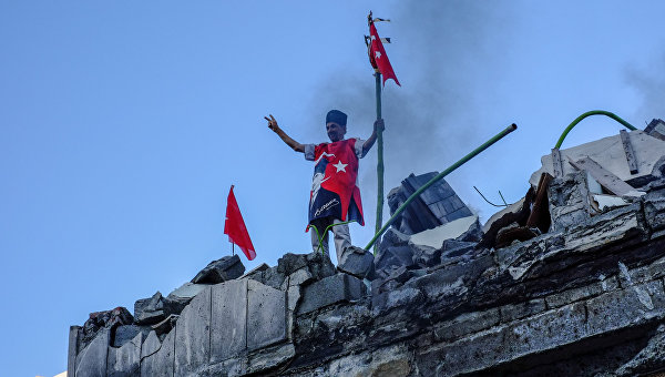 Турцию хотят исключить из НАТО