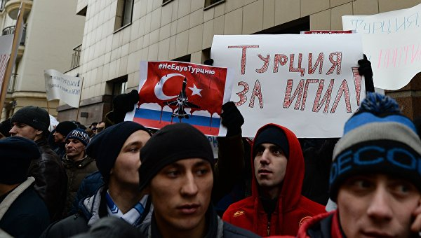 Пушков: Турция наглеет