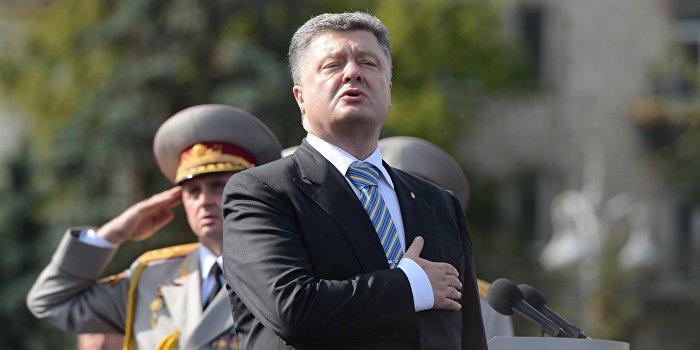 Порошенко собрался на второй президентский срок и в депутаты Европарламента