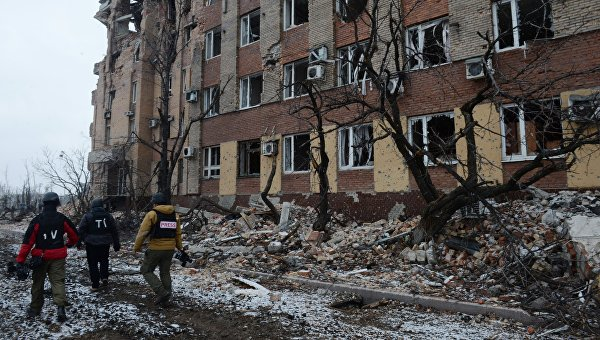 О событиях на Украине – по-английски: War in Ukraine - The Unreported Truth