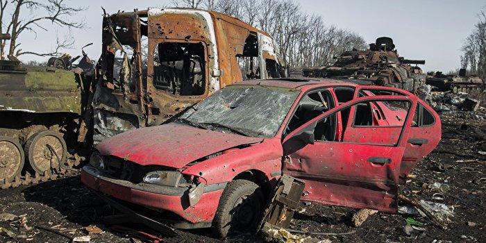 Киев отказался от дальнейших атак на Дебальцево