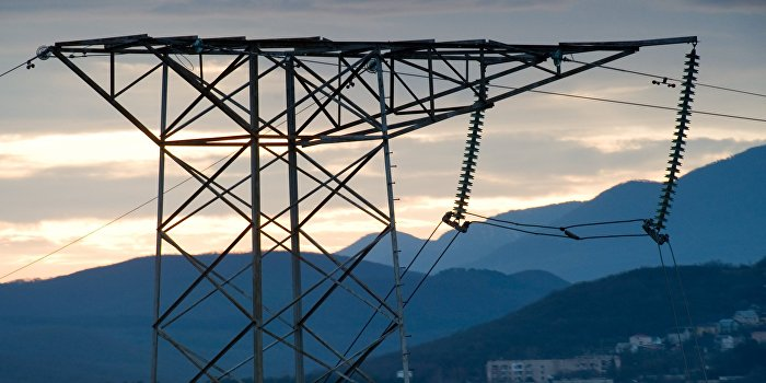 В Крыму нормализовалась ситуация с электрообеспечением