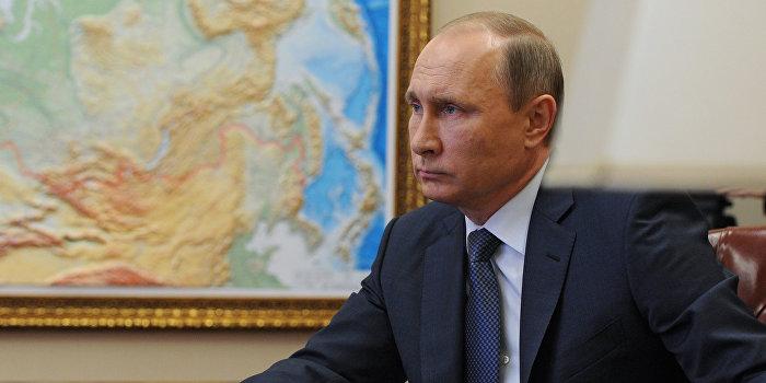 Путин подписал указ о введении санкций в отношении Турции
