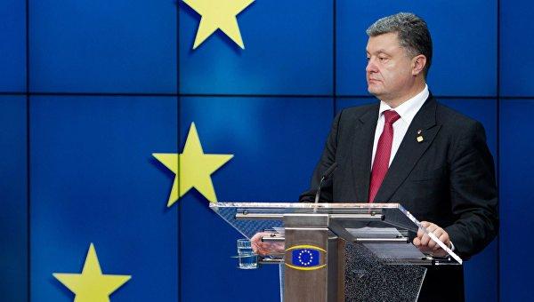 Евросоюз «нишу» для Украины не выделил
