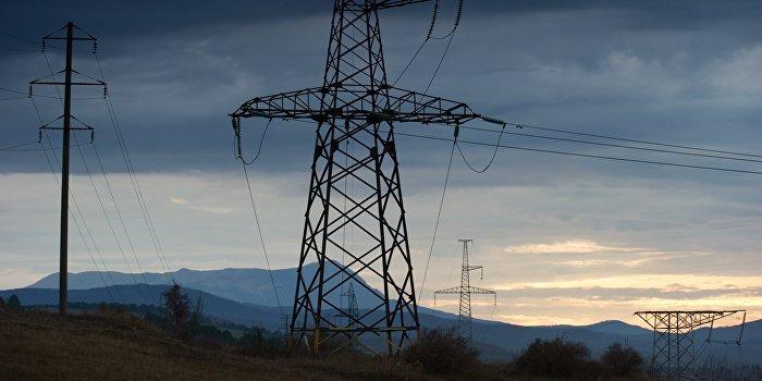Поставки в Крым электричества с Украины не возобновятся