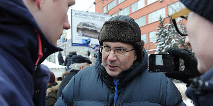 Ветеран ФСБ: Угроза Ганапольского взорвать энергомост в Крым - глупость