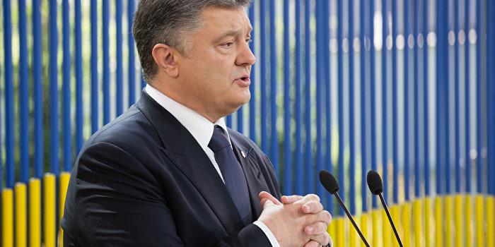 Порошенко попросил глав ЕС продлить санкции против России