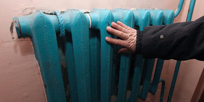 Украина замерзает без донецкого угля