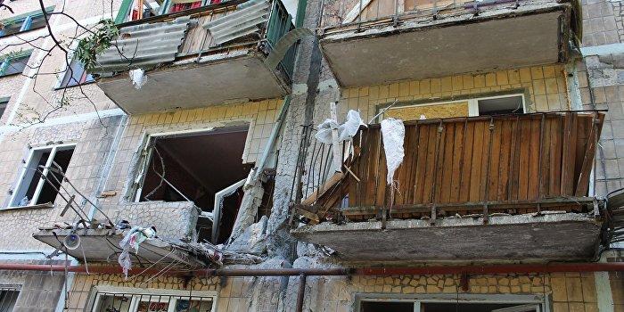 Украинские войска атаковали Куйбышевский район Донецка