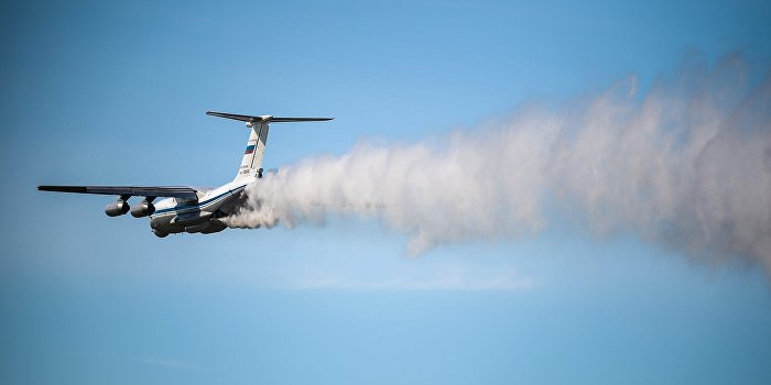 Минобороны РФ принимает на вооружение «самолет Судного дня»