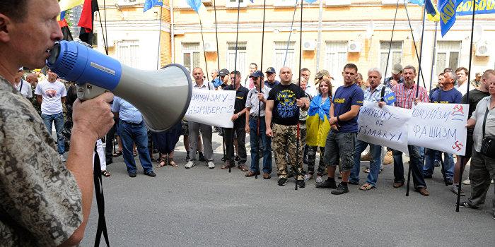 FAZ: Украину декоммунизируют под страхом уголовной ответственности