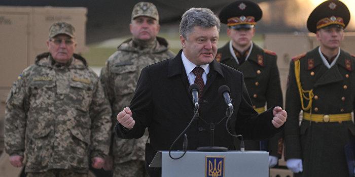 Порошенко одобрил 100-миллиардный военный бюджет