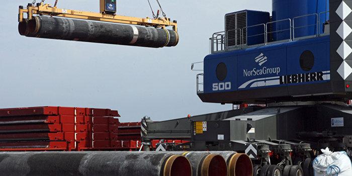 Киев намерен не допустить реализации «Северного потока-2»
