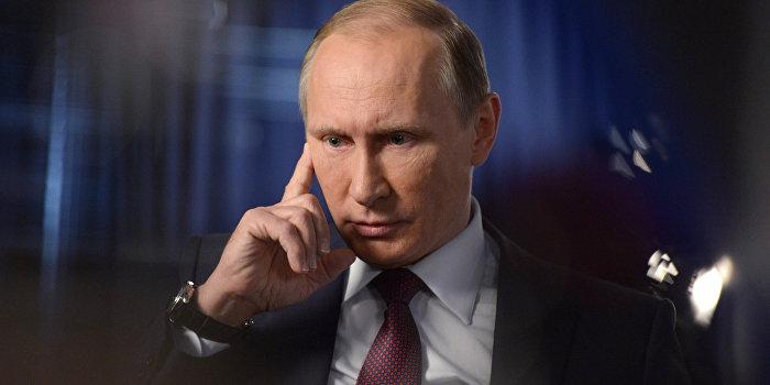 Путин попал в топ-100 «глобальных мыслителей» по версии Foreign Policy