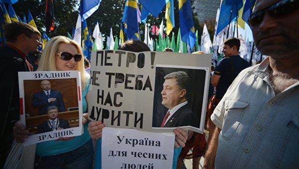 Сергей Киричук: Мои немецкие приятели были поражены наглостью Порошенко