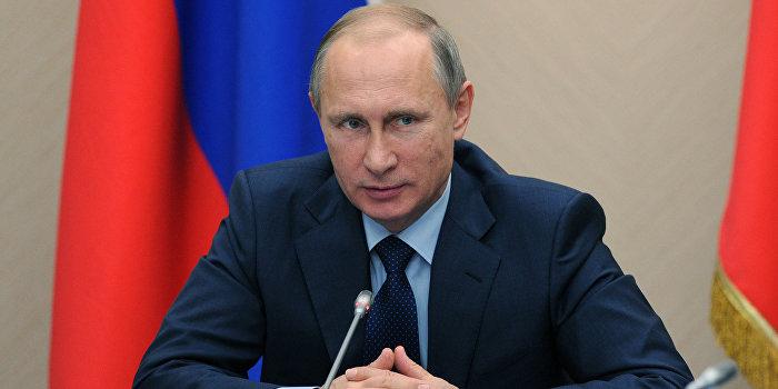 Путин: Вернув Крым, Россия показала себя сильным государством
