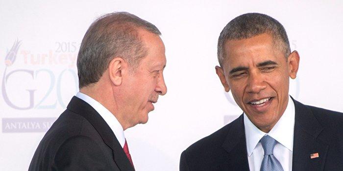 Fox News: Вашингтон знал о сделках Эрдогана с ИГ