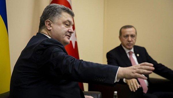 Туркаина или Укрция