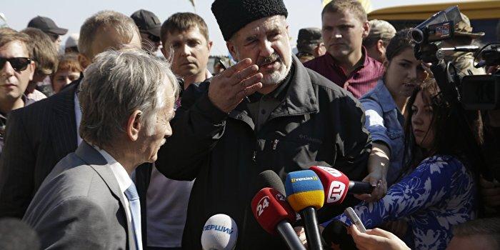 Джемилев и Чубаров вновь шантажируют энергоблокадой Крыма