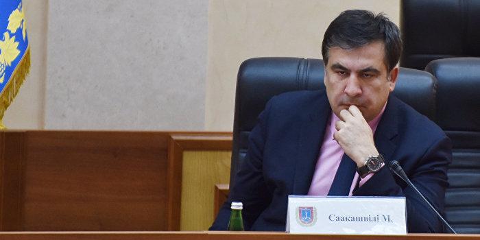 Саакашвили лишен грузинского гражданства