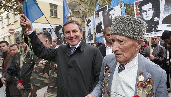 Джемилев, Ислямов и Чубаров как агенты иностранного влияния на Украине