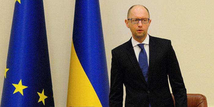 Яценюк: ЛЭП в Крым подорвали россияне
