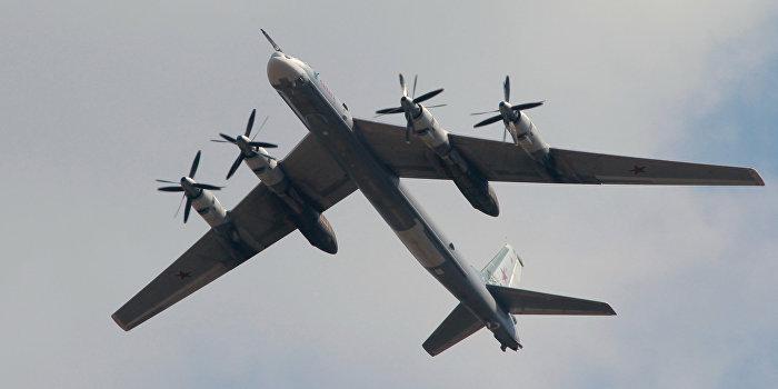 Стратегические бомбардировщики ВКС РФ «проведали» базу США в Тихом океане
