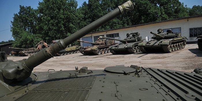 ВСУ открыли танковый огонь по Горловке