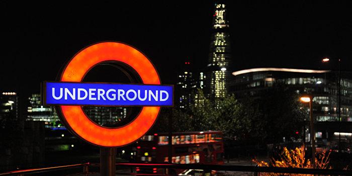 Совершена террористическая атака на лондонское метро