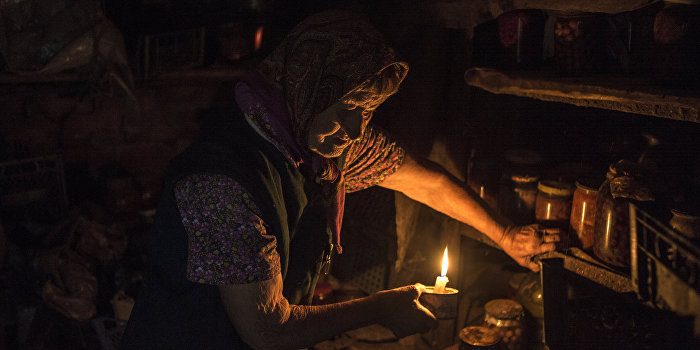 С наступлением холодов веерные отключения электричества будут по всей Украине