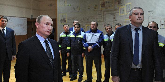 Ислямов заявляет о «морской блокаде» Крыма