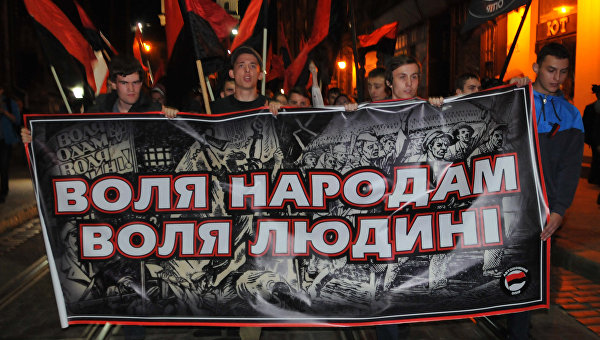 Украинский нацизм для Кавказа?