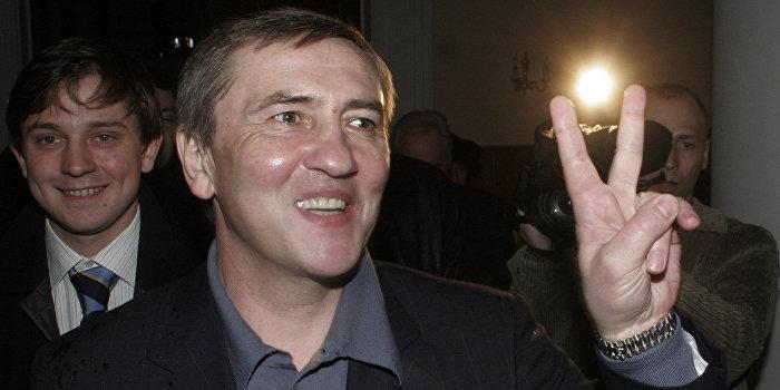 Черновецкий: Луценко - негодяй и пьяница