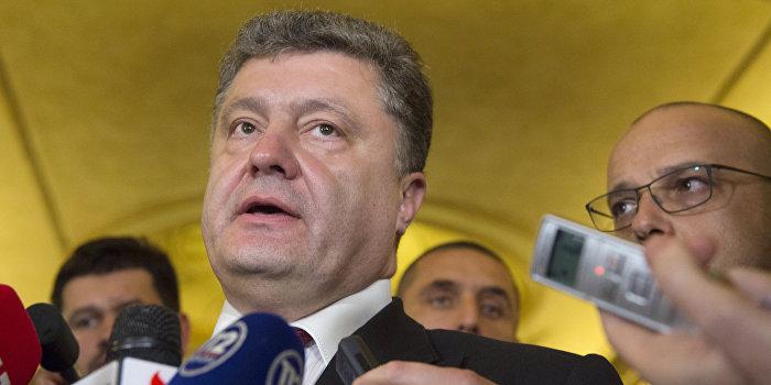Порошенко: Крым заселяют переселенцами из Сибири