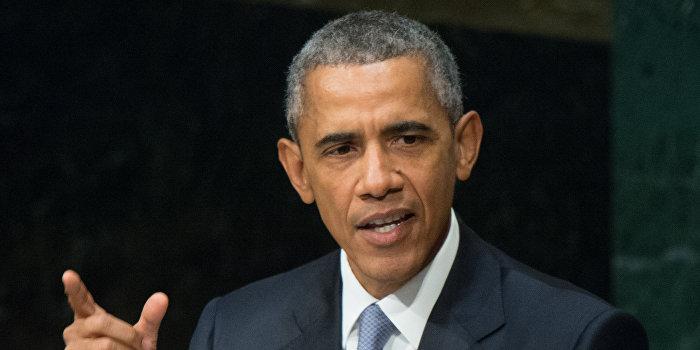 Обама исключил наземную операцию США против ДАИШ
