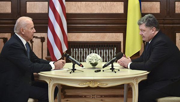 Байден объявил о новой помощи Украине в $190 млн