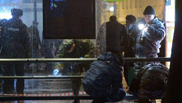 Взрыв в центре Москвы: среди пострадавших - гражданин Украины