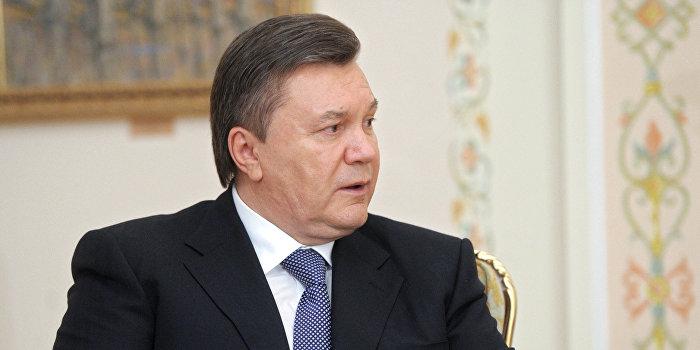 Янукович намерен вернуться в политику